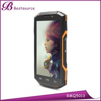 5.0inch 960*540 QHD Android 4.4 Rear Camera 8.0MP Dual sim card MTK6582 Quad Core ip68 nfc rugged smart phone