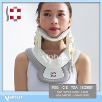 CE certificated inflatable cervical neck brace with USA patent