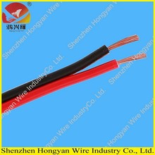office and home use stranded copper core pvc insulated twin electric wire