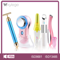 mini eye care massager with Ion-Inductor