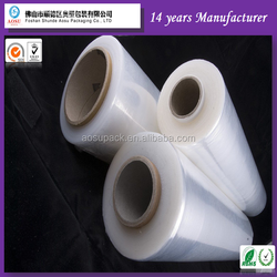 Stretch Film Type and Transparent Transparency clear stretch wrap film
