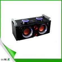 Hotsales long life ISO 9001 bluetooth speaker subwoofer
