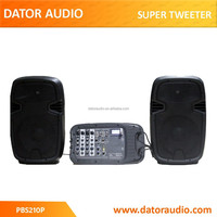 300 Watts Self-contained, Portable Combo PA System