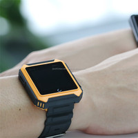 [somostel] Smart Anti-lost Bluetooth Watch Waterproof Smart Android mobile Watch For Andriod Phone Samsung HTC Smartphones