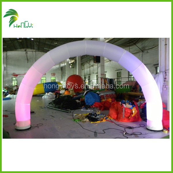 Inflatable-Lighting-Arch