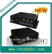 Coche de seguridad avanzada DVR con 2 piezas de tarjetas SD