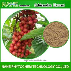 2015 Alibaba Hot Sale Relieve Hypertension Herbal Extract Schisandra Chinensis Extract ,Schisandra Extract