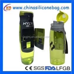 custom protein shaker wallet water bottle