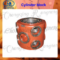 stainless steel compressor cylinder block