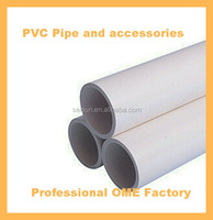 Good Sell Well Plastic Wire Different Types of PVC Pipes