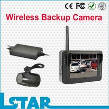 3.6inch Truck rearview backup camera system with night vision