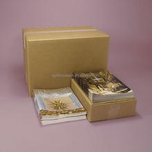 2015 High Quality China Factory Heavy Duty Biodegradable 3 Layers Custom Folding Corrugated Carton Paper