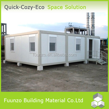 Fast Build Quick Assembly Good insulated Removable Container House