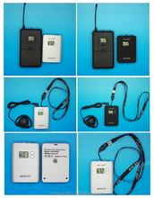 Wireless Tour Guide System WUS069RC with 32, 95 channels