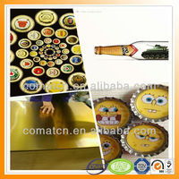Tin Free Steel sheet made beer bottle crown cap or crown cork with high quality