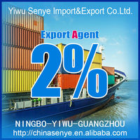 No 1 Yiwu Ningbo Shanghai Guangzhou shipping agent & forwarder