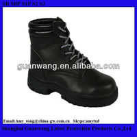 Wholesale Acid Proof Safe Boots Safety Rubber Boots At Low Price SB/SBP/S1/S2/S3 /Steel Toe Work Boots
