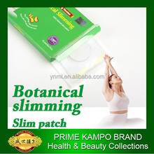 botanical slimming patch of original supplier slimming products