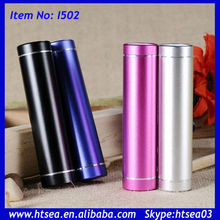 cylinder power bank portable mobile phone emergency charger