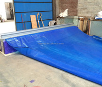 swimming pool cover and pvc underground bubble blanket cover