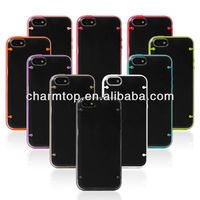 New Arrvial Hybrid TPU PC Case For iPhone 5C