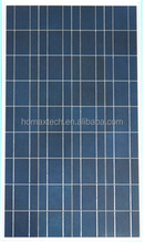 12v 150w 156 cell poly solar panel wholesale