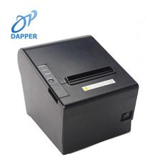 "3"" desktop thermal line receipt printer with USB+Ethernet+Serial ports"