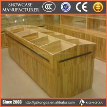 wooden bar counter design