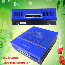 hot sales MPPT Series mppt solar charge controller 12V/24V/48V/96V 20A 30A 40A in market