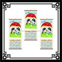 chinese design calendar 2013,calendar cover design,girls calendars