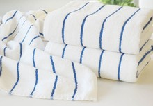 wholesale stripe beach towel, cotton towel beach