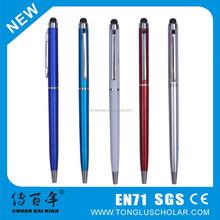 Best Selling 2 in 1 Capactive Stylus Pen Custom