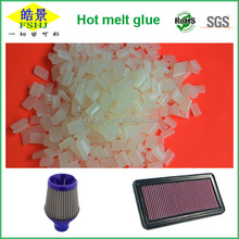 Best quality car air filter hot melt adhesive in foshan
