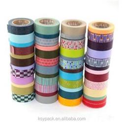 China wholesale Waterproof Masking Washi Paper Tape