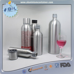 Ningbo Supplier 500ml Hot Sell Aluminum Drink Aluminum Bottle Wholesale