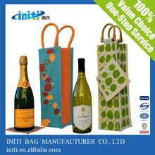 producto promocional para personalizar copa de vino de regalo bolsas