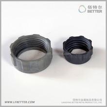 Electrical conduit bushing