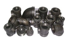 Precision Casting Oil And Gas Thread Carbon Steel Fire Fighting Pipe Fitting