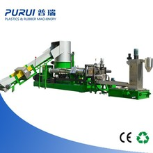 PP woven bag recycling and Granulation line