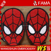 Factory Wholesale Fashion Custom Chenille Embroidery( Badges, Patches, Wappens, Emblems, Crests, Crafts, Insignias)