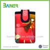 Promotion waterproof soft mobile phone neoprene bag