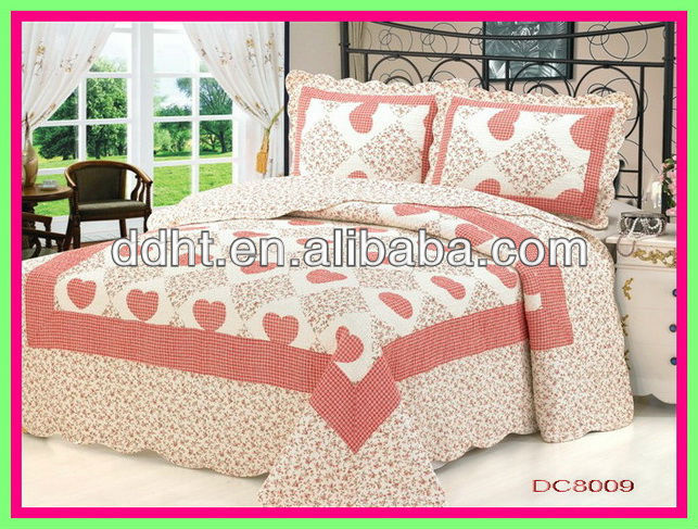 nouveau 2014 product100 coton imprim drap de lit couette couverture de lit ensemble de literie. Black Bedroom Furniture Sets. Home Design Ideas