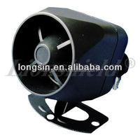 On promotion ! DC 12V waterproof Anti-trimming siren