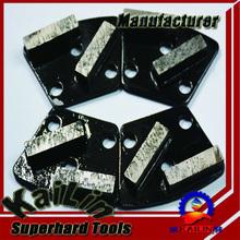 frankfurt type grinding metal brick with diamond segment