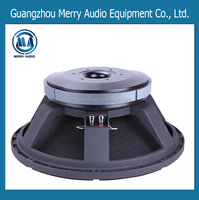 Powerful 1000w RMS subwoofer 18 inch speaker for stage equipment MR18280125