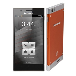New arrival Original Orange Color Lenovo K900 16GB 5.5 inch 3G Android 4.2 Smart Phone