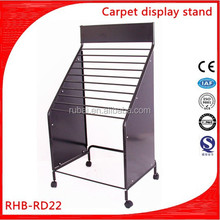 carpet rolling display rack