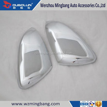 for Volks-wagen golf 7 fiber car Automotive side door mirror cover Exterior Accessories High quality ABS chrome Car exterior