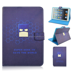 Heroes Series Stand Flip Leather Folio Smart Cover Case For Apple iPad Mini 1/2/3