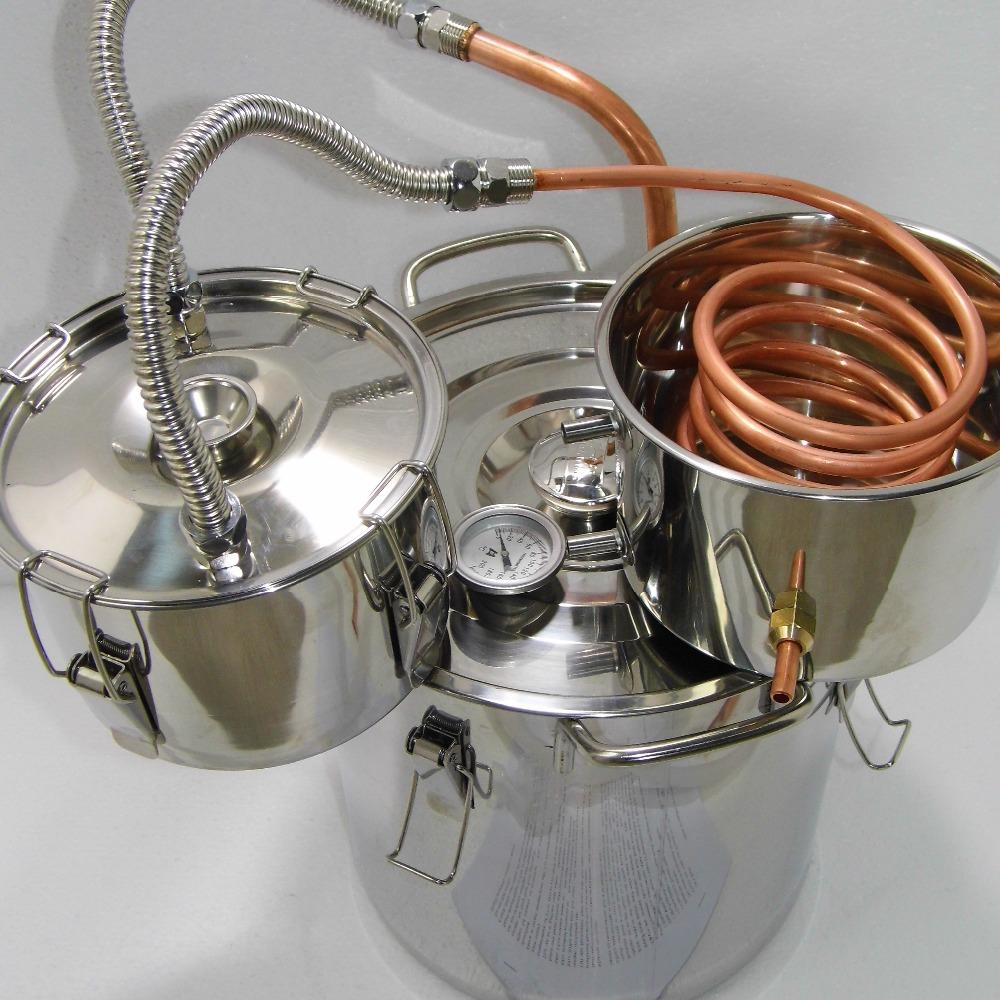 5 Gallon Water Distiller ~ Gallon alcohol whisky water wine distiller moonshine